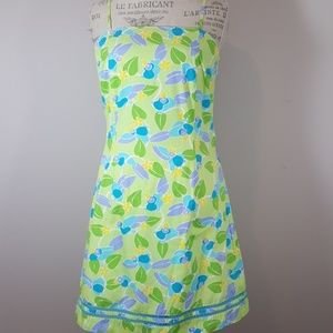 Lilly Pulitzer toucan sundress size 10 rare